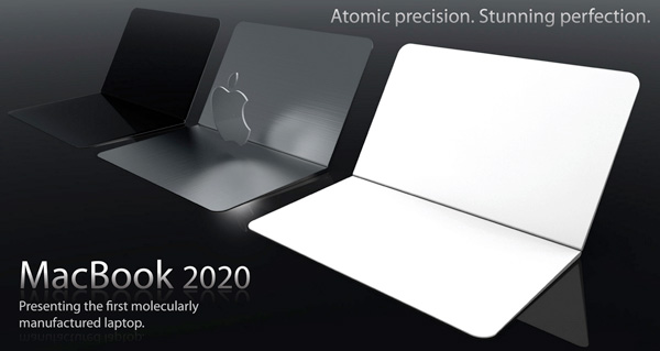 MacBook 2020 Concept by Tommaso Gecchelin
