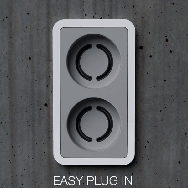 Easy Plug In Socket Concept by Baek Kil Hyun