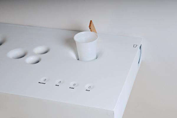 Daqua - Reverse Osmosis Purifier by Nicola Loi