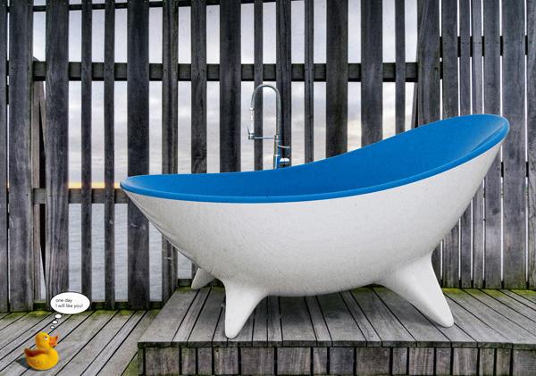 The Double Bath