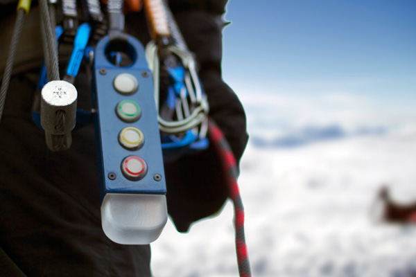 Salus - Mountaineering Safety Tool by Malcolm Russell
