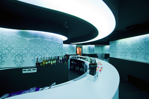Shade Club Design by Square One