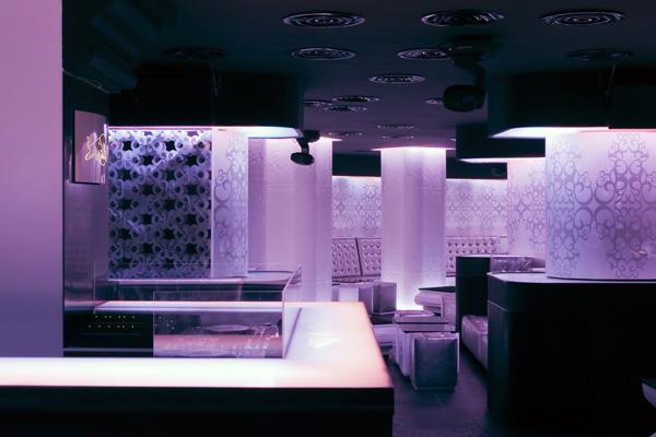 Sensual Interior Design The Shade Club Yanko Design