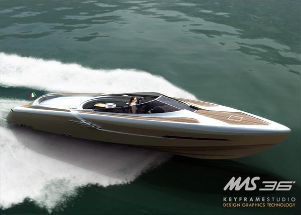 MAS 36 - Yacht by KEYFRAMESTUDIO