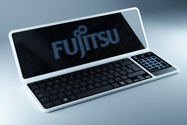 Lifebook Concept Laptop by Patrick Decker & Florian Langer