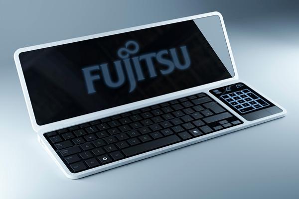 Lifebook Concept Laptop by Patrick Decker & Florian Langer