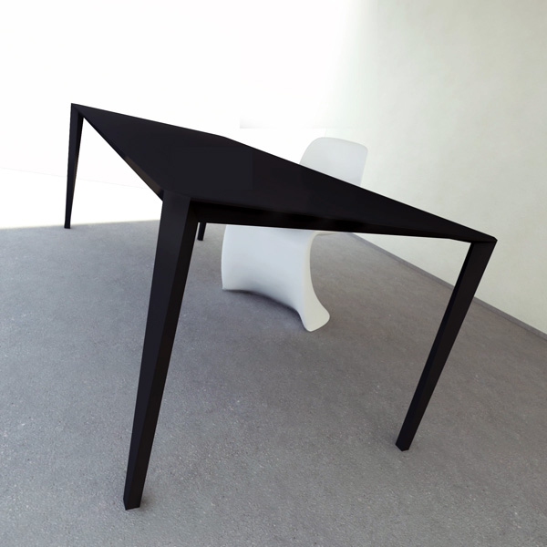 Touch - Table by Simone Savini