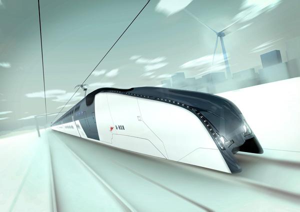 Australian High Speed Vehicle by David Evitt