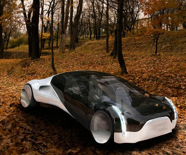 Maininki Concept car by Antti Eskeli