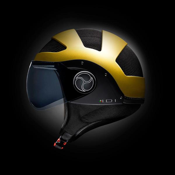 Zero5 Ski Helmet by Integral Studio Vinaccia for IDI (Innovazione Design Italia)