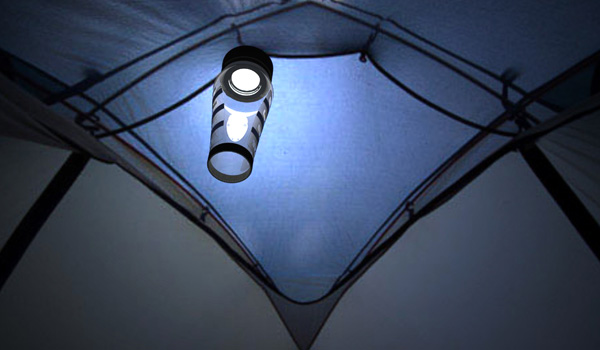 Bottle Lantern – Lamp for Campers by Alexandra Hart & Trey Williams