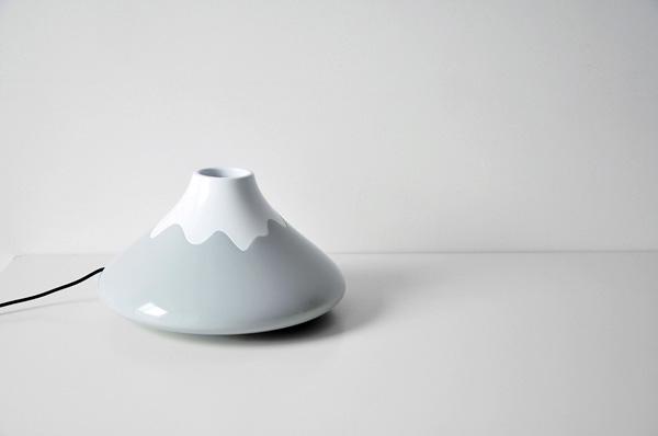 Fujisan Humidifier by Yuchen Liu