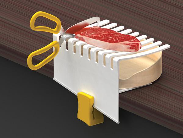 Best Design News enamor_01 One Arm Food Prep Hot Design Grace Lim Best Design News enamor_02 One Arm Food Prep Hot Design Grace Lim