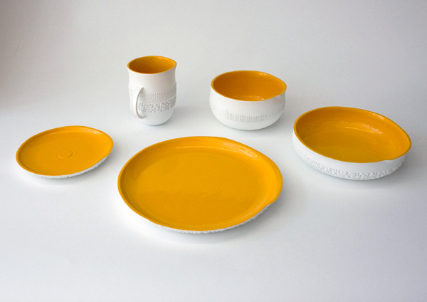 Mea - Personalized Ceramics by Thomas Hunt