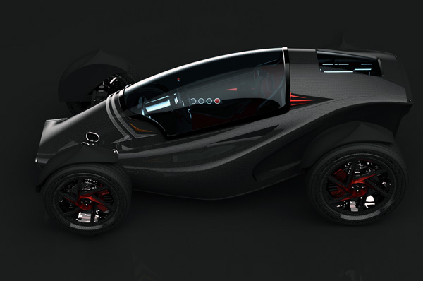 Cutting Edge Electric Concept Yanko Design