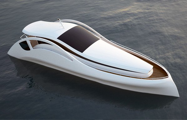 Speedline - Yacht by Pietro Russomanno