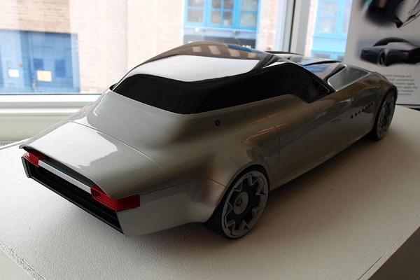 Bristol Car Concept Handmade For A Clean Future Yanko