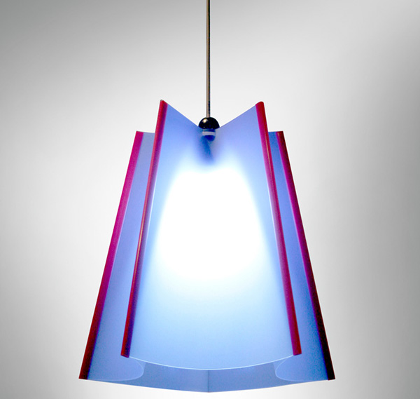 Funoos - Lamp by Roohollah Merrikhpour