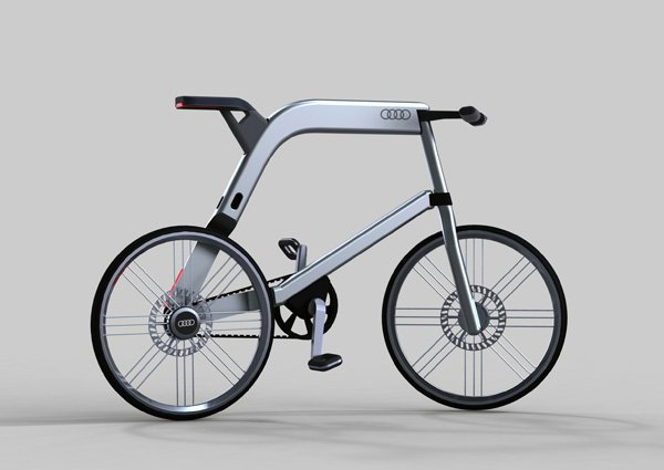 Audi Bike by Arash Karimi