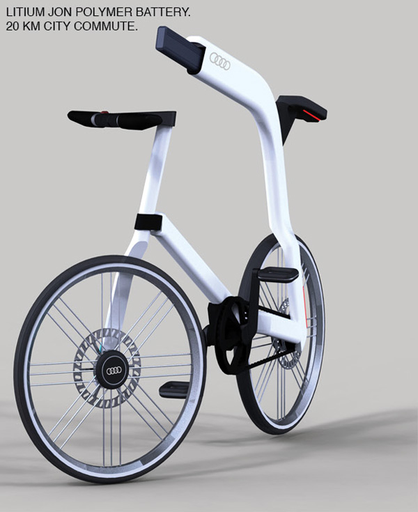 audi e bike electric - photo #21