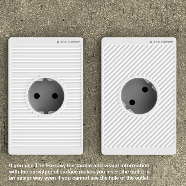 The Furrow – Socket Design by Kim Min Seok