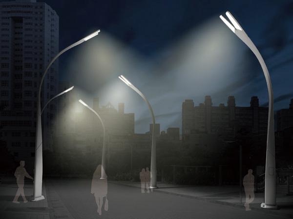 Φωτισμός με ηλιακή ενέργεια και αποθήκευση των απορριμμάτων!