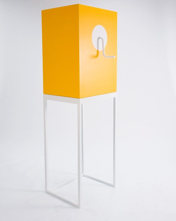 Jack In The Box - Storage Cupboard by Niclas Andersson