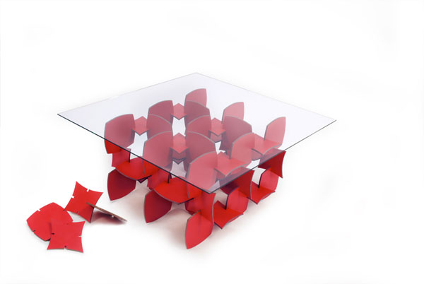Mudo Table by Pat Carmody