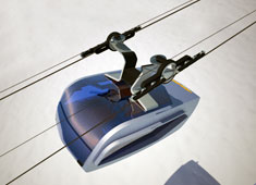 Heavyweight Cable Car