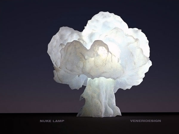 Nuke Lamp by Veneridesign