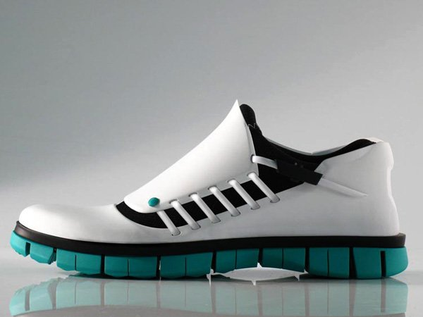 sustainable running shoe yanko design