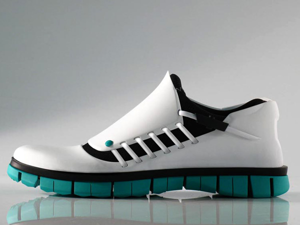 Sustainable Running Shoe | Yanko Design