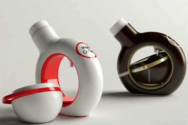 P – Cup Coffee Dispenser Machine by Seung Jun Jeong