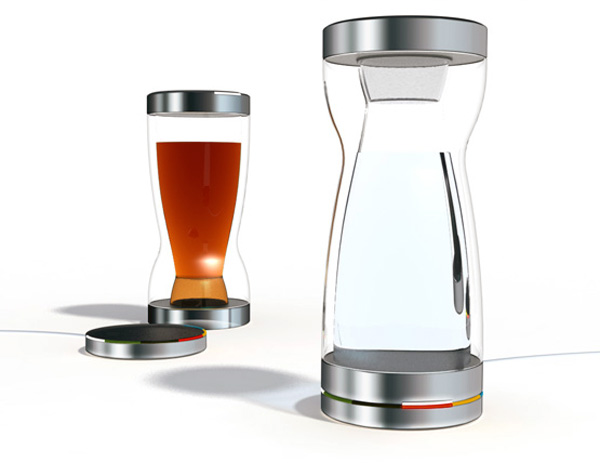Tea Tumbler by Kicker Studio