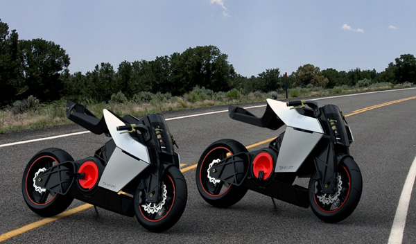 Shavit - Electric Bike by Eyal Melnick