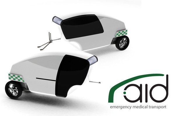 R-aid - Emergency Medical Transport by Angel Lee