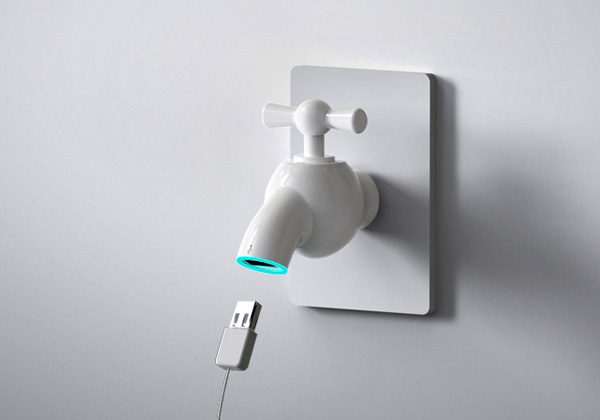 Charging Tap – USB Charger by Qi Weijia