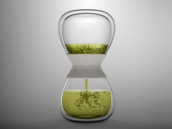 Tea-time – Tea Steeper Design by Pengtao Yu