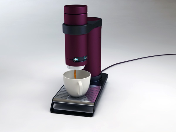 Nespresso Coffee Machine by Tali Shilo