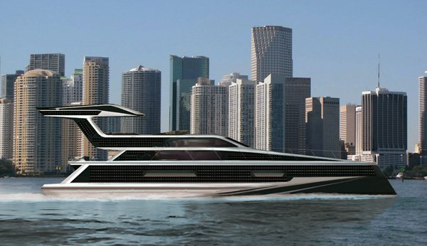 Emax Excalibur - Carbon Neutral Yacht by Sauter Design