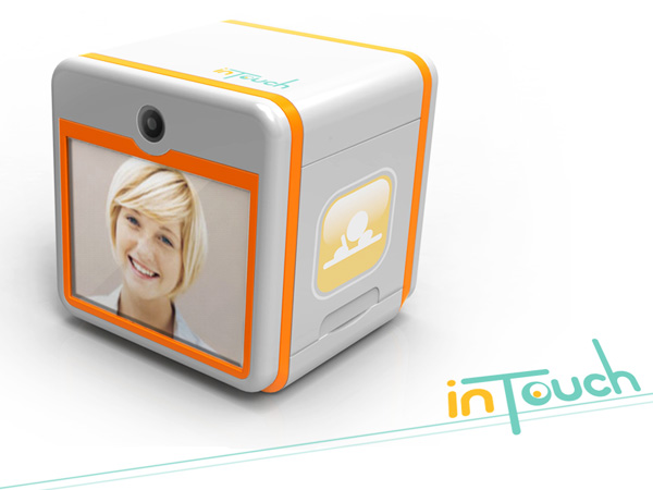 inTouch  Interactive Device by Shan Lin