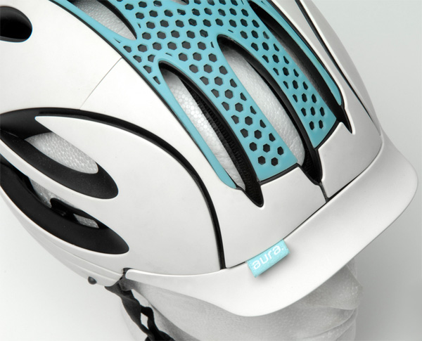 Helmet with Wristband Indicators… No You Cool