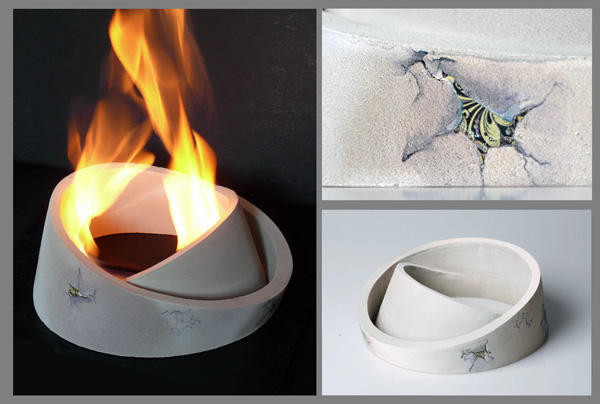 Essence of Flame - Bio Fireplaces by Alexnarda Mazur-Knyazeva