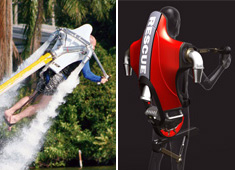 Rescue Water-Jet Pack