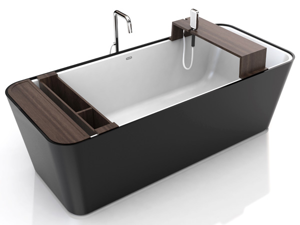 Bathe – Modular Bathtub by Justin Wagemakers & Blue Sky Design Group