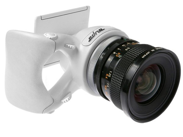長得像萊卡才叫做相機嗎?看看玩具級的未來機吧...