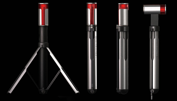Protector - Bicycle Tire Pump by Jurmol Yao