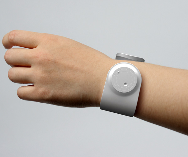Rub Feel Know – Concept Watch for the Blind by Jung Hoon Lee