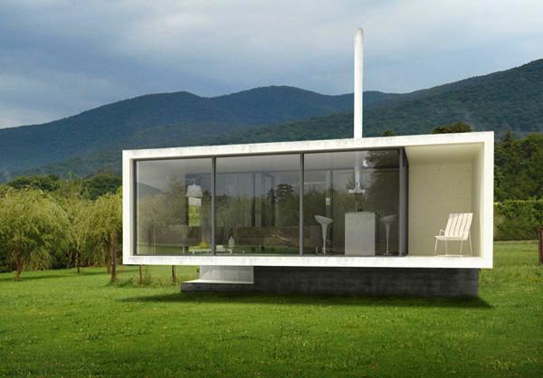 Bangaloo-----低碳朴实的建筑设计