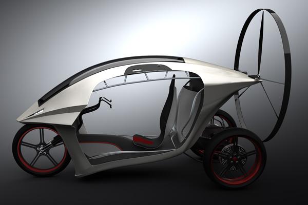 ParaMoto Trike by Zvezdan Nedeljković